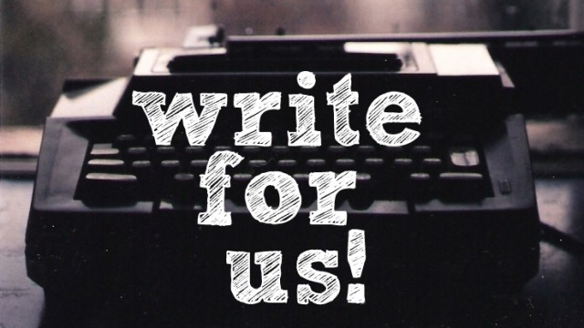 Get your typewriter out!