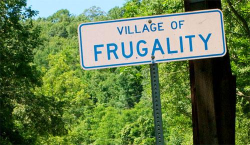 villageoffrugality