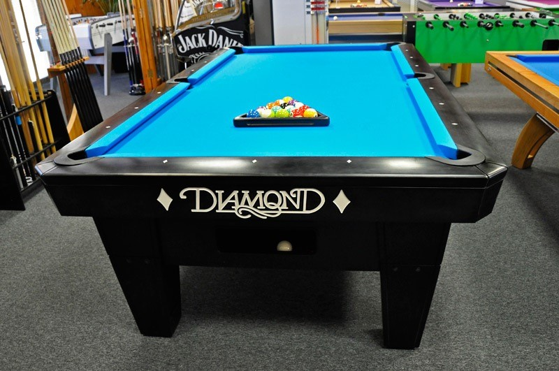 diamond vincent encrusted billiards facquet hustlers tables trends luxury from for pool table