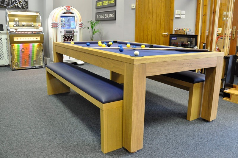 Games room ideas for once you ve made it the money guy for Pool room design uk